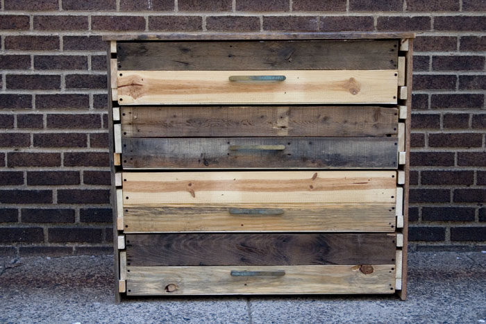 Pallet Dresser Plans Pdf Woodworking
