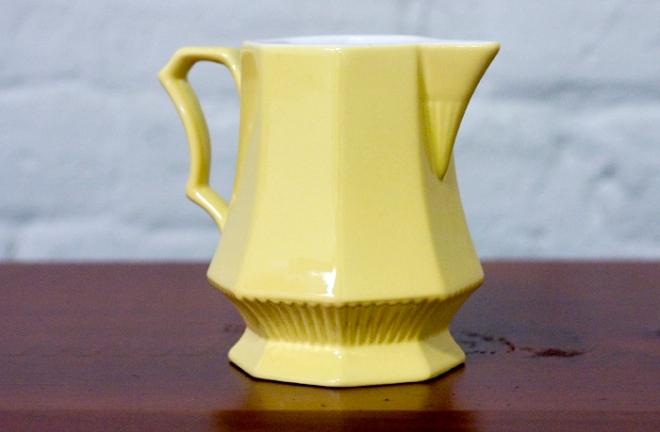 yellow creamer